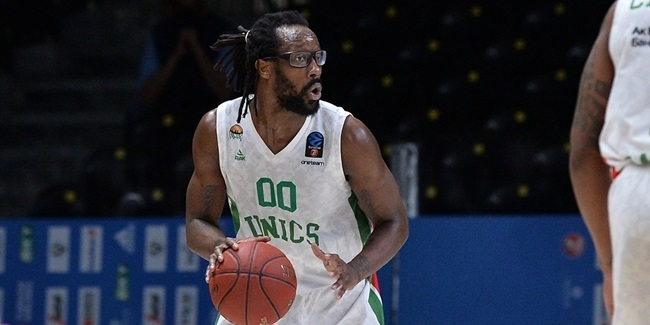 MVP of the Week: John Brown, UNICS Kazan