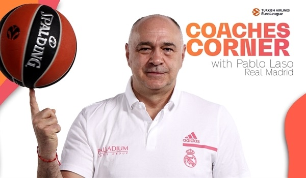Pablo Laso, Real: 'I always think about the future'