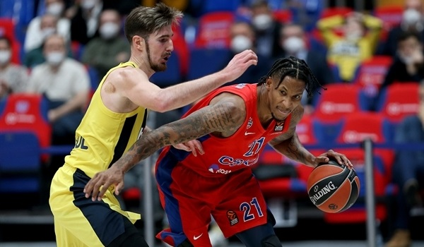 PO Game 1 Report: CSKA pulled away late to beat Fenerbahce