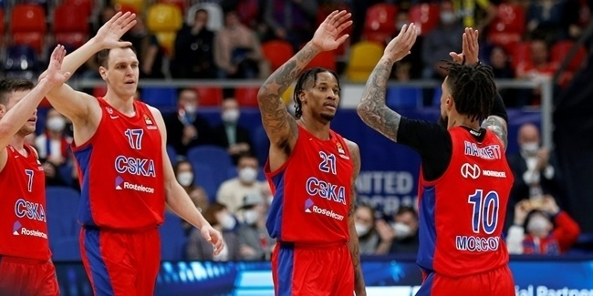 Road to Final Four: CSKA Moscow