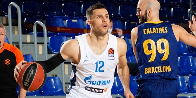 Zenit, Baron agree to contract extension