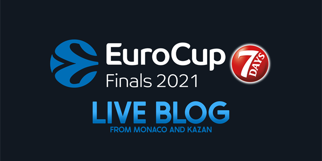 Finals Blog: Monaco becomes first-time EuroCup champ!