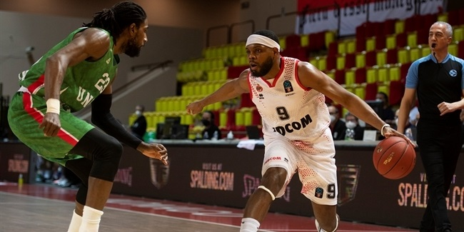 7DAYS EuroCup, Finals Game 1: AS Monaco vs. UNICS Kazan