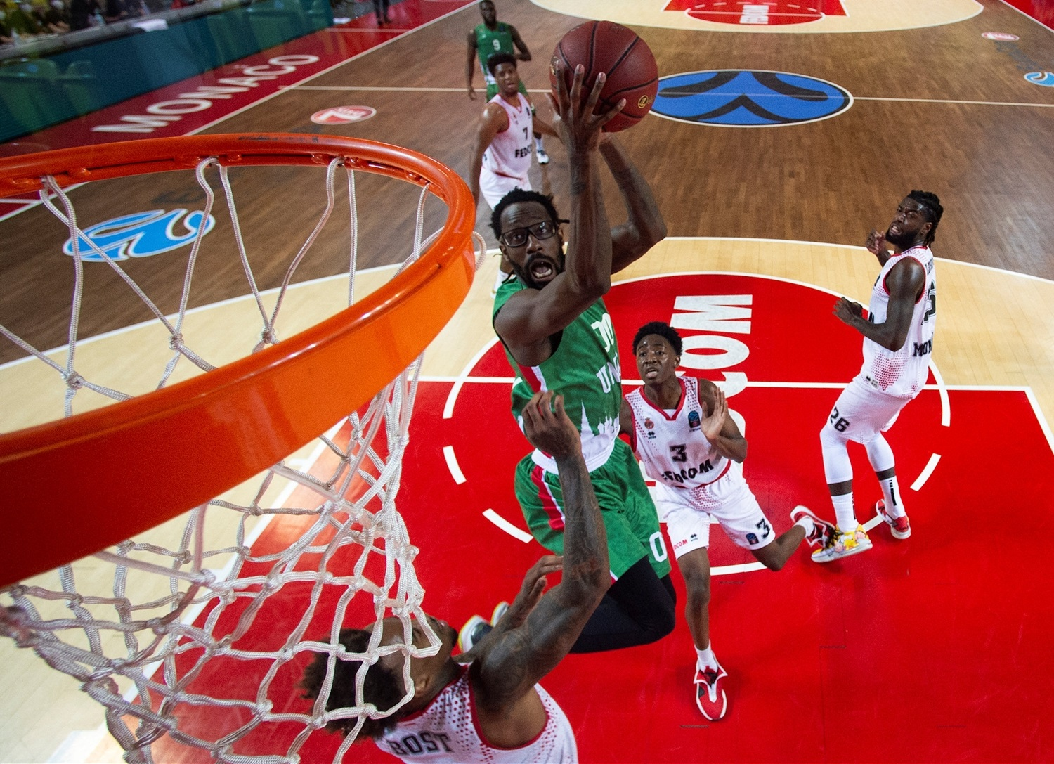 John Brown - UNICS Kazan - EC20
