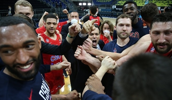 PO Game 3 Report: CSKA sweeps Fenerbahce to cinch 9th straight Final Four