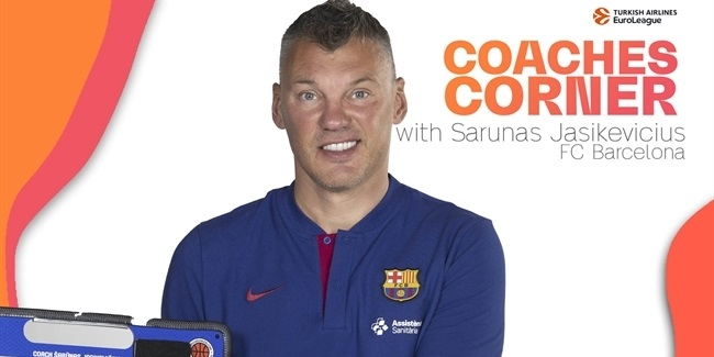 Sarunas Jasikevicius on Barcelona: 'A little bit of perfection'