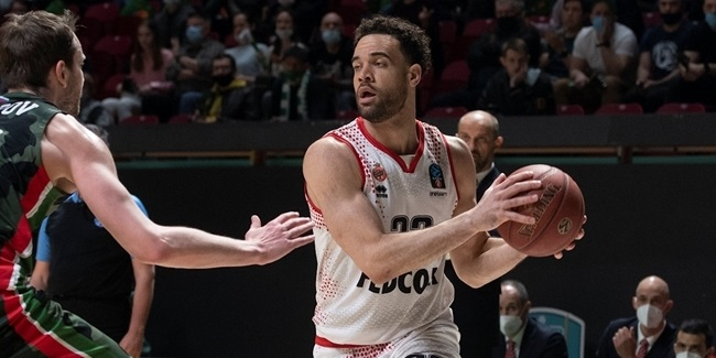 7DAYS EuroCup, Finals Game 2: UNICS Kazan vs. AS Monaco
