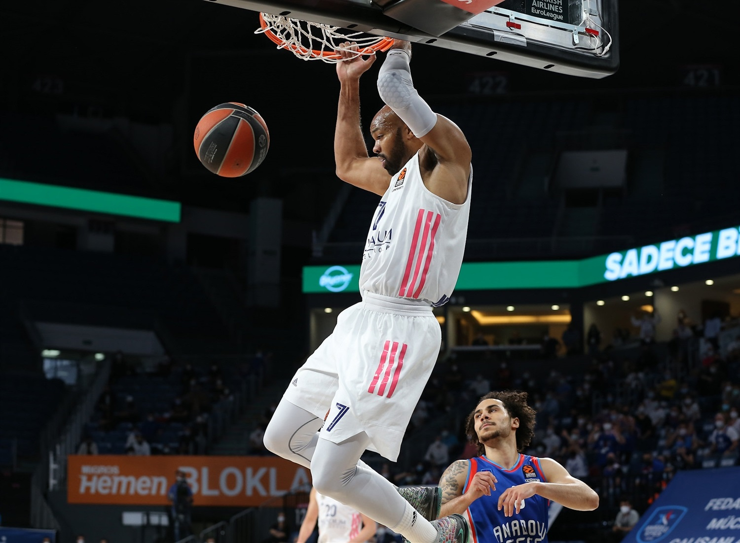 Alex Tyus - Real Madrid - EB20