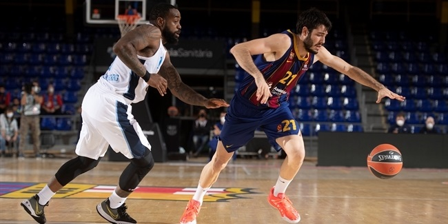 Playoffs Game 5: FC Barcelona vs. Zenit St Petersburg