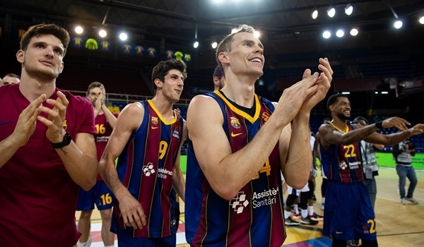 Final Four-bound: FC Barcelona