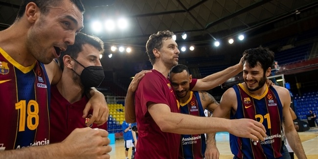 Road to Final Four gallery: FC Barcelona
