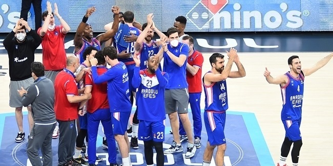 Road to Final Four: Anadolu Efes Istanbul