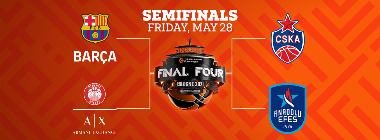 2021 Final Four at a glance