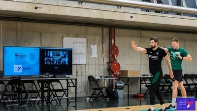 Zalgiris and One Team continue to deliver positive social change