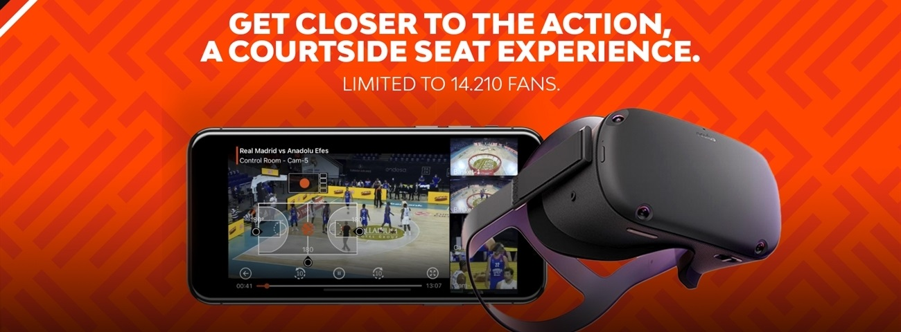 Virtual reality offers unique Final Four experience