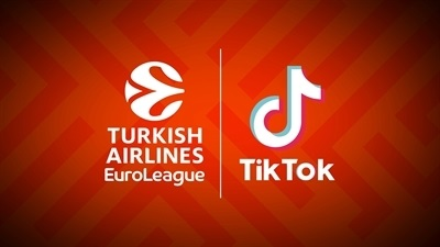 In a first for any team or ball sport, EuroLeague streams Final Four on Tik Tok