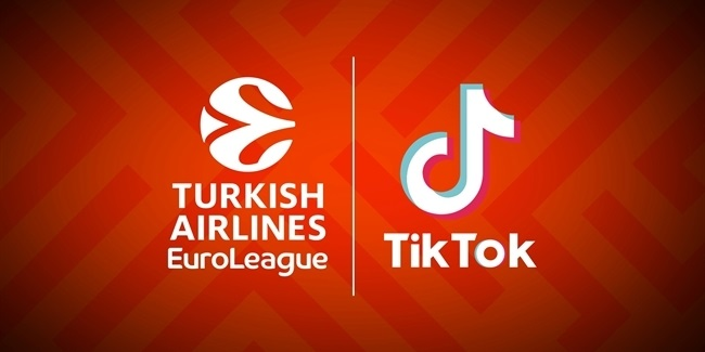 In a first for any team or ball sport, EuroLeague streams Final Four on TikTok