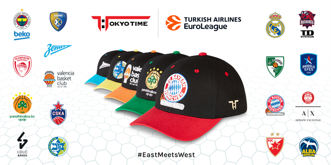 Get your Tokyo Time hats