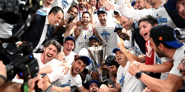 Facts of the Champions: Anadolu Efes Istanbul