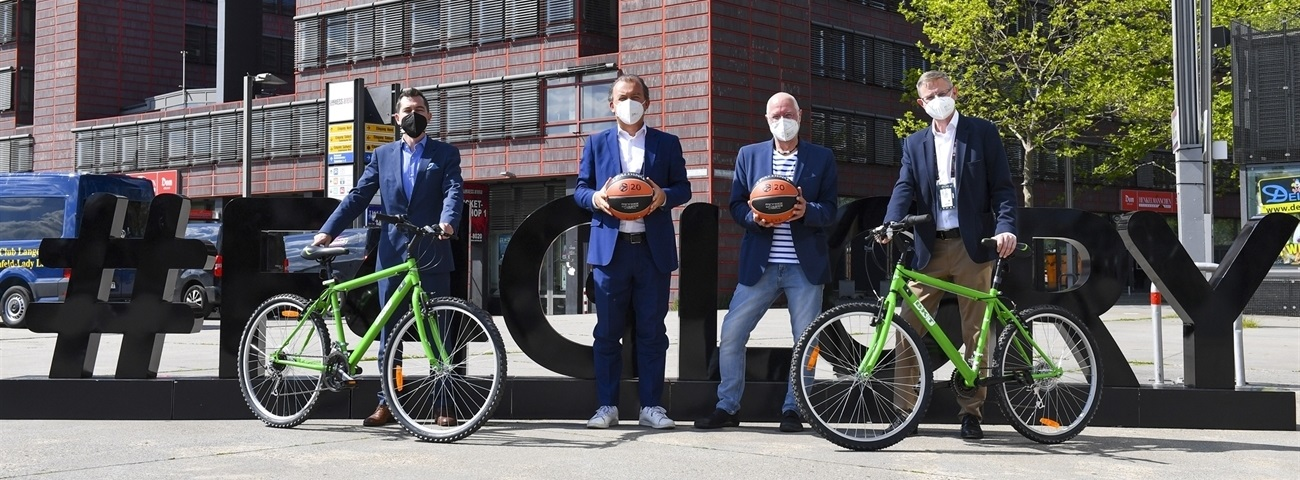Sustainability at the Final Four in Cologne