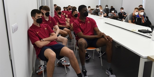 ANGT Finals Valencia: Players Educational Session
