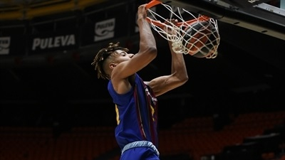 Barcelona outlasts Mega to reach championship game