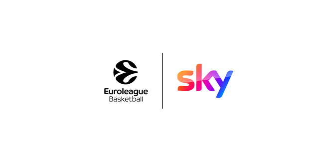 Sky Italia acquires rights to EuroLeague, EuroCup for three seasons
