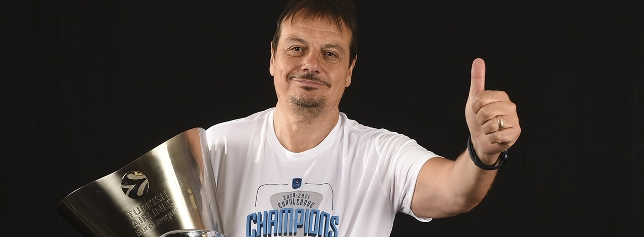 Tribute to the Champs: Ergin Ataman