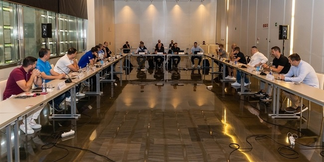 EuroCup coaches plan for new-look competition