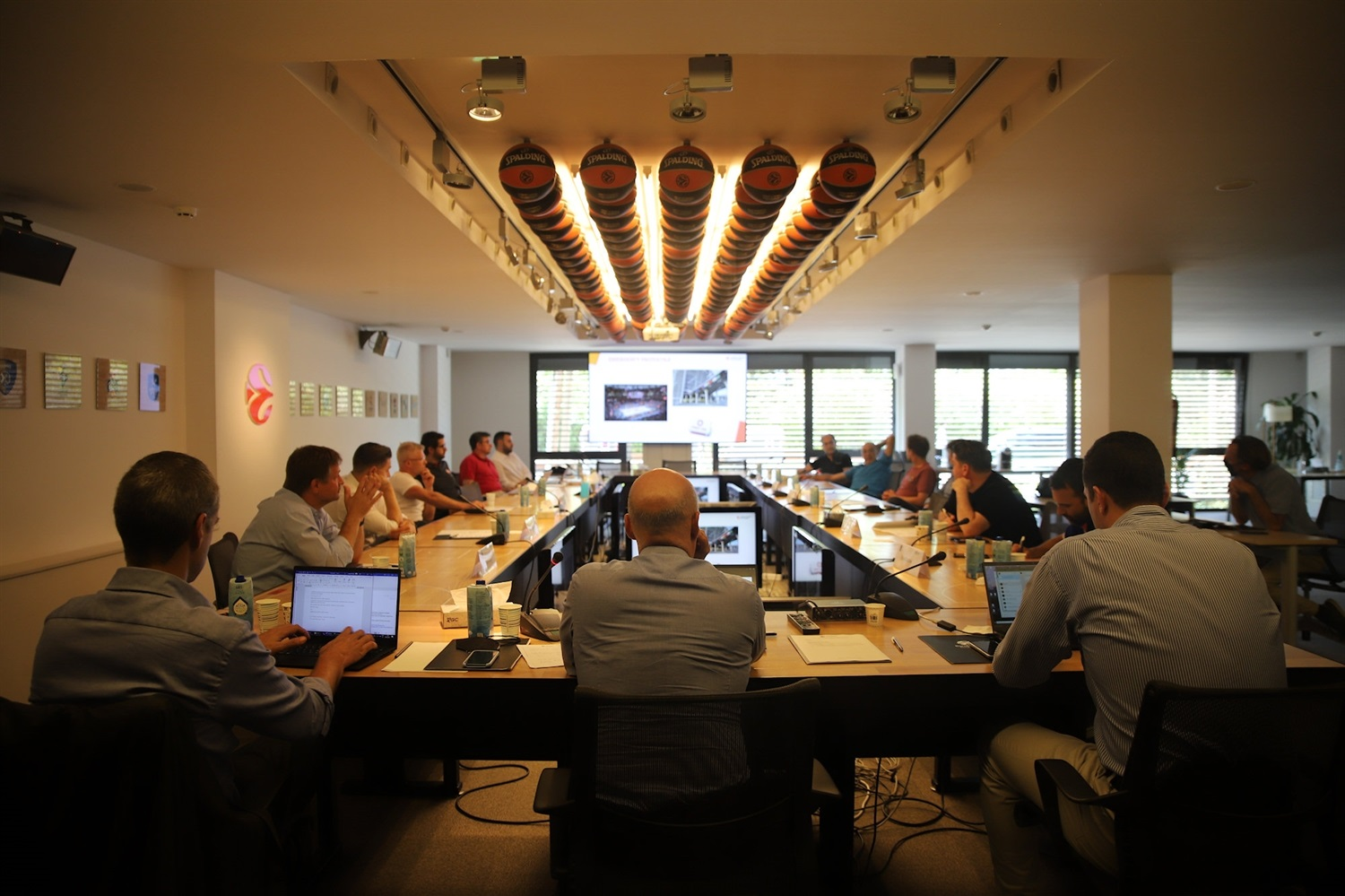 Medical Officers Meeting in Barcelona - EB21