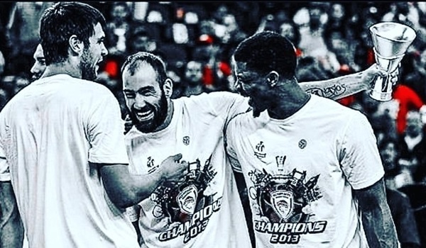 Social media reacts to Spanoulis's retirement