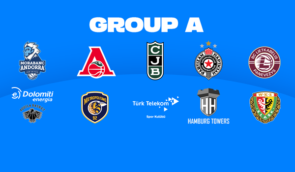 Group A at a glance