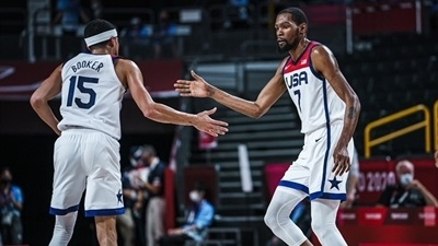 Olympics Roundup: USA first to the finals