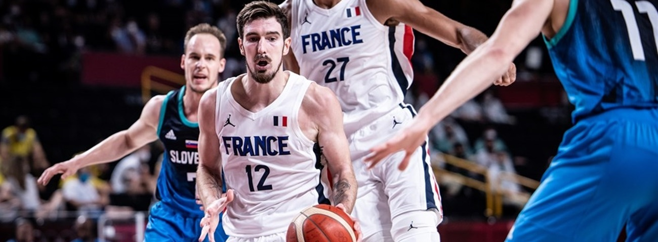 Olympics Roundup: France, USA to play for gold