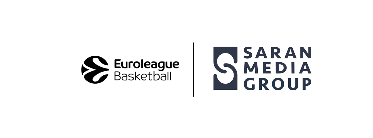 Saran Media Group becomes broadcast home of Euroleague Basketball in Turkey