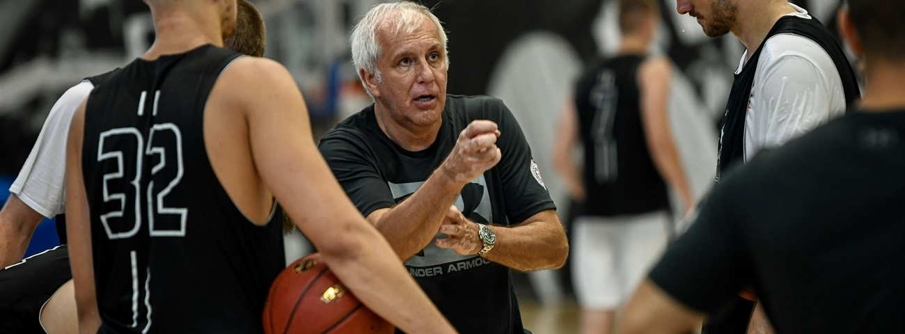 More EuroCup teams open training camps