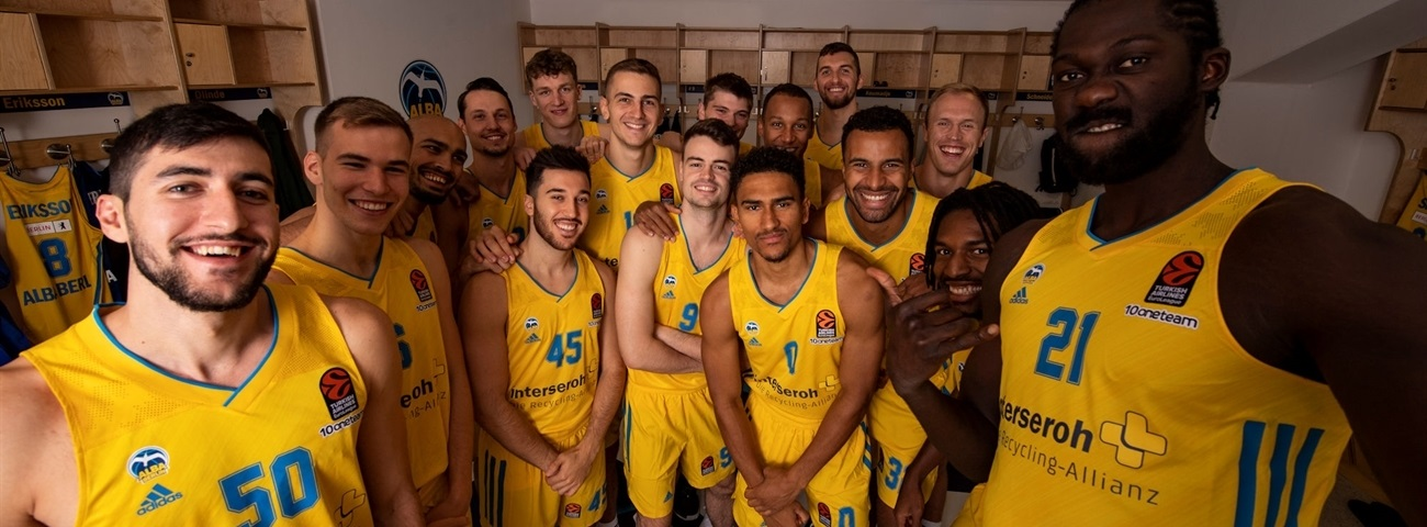 ALBA hosts Media Day in 2022 Final Four city!