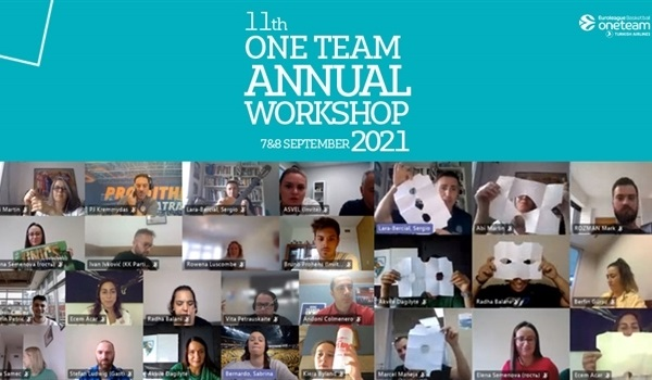 One Team Annual Workshop focuses on health and wellbeing
