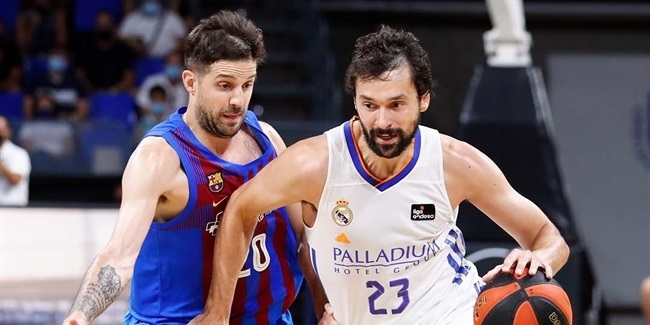 EuroLeague preseason: Real with unreal comeback to beat Barcelona for SuperCup crown