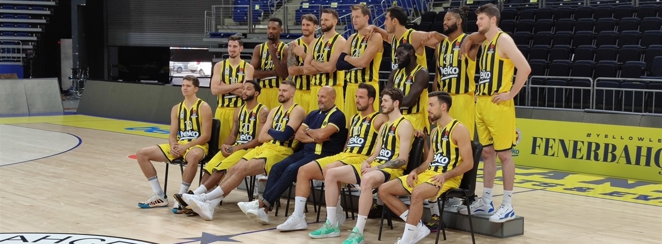 Fenerbahce is first in Media Day packed week!