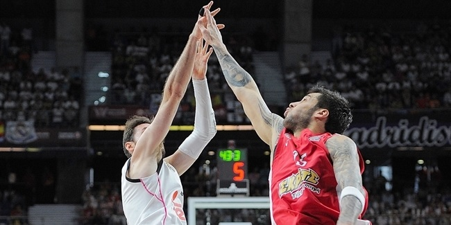 Game of the Week: Olympiacos and Real, loyal to their legacies