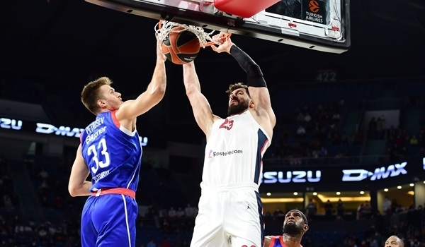 RS2 Report: CSKA takes down Efes in thriller, 96-100