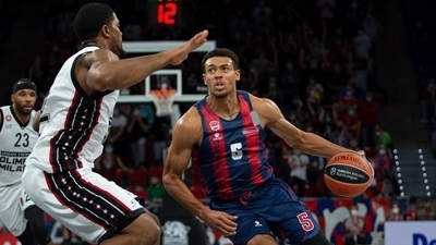 Wade Baldwin, Baskonia: 'Hungry for that next achievement'