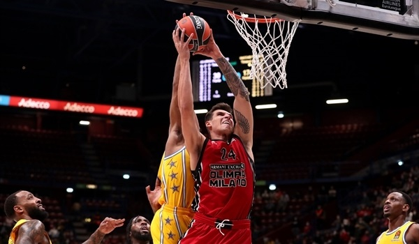 RS3 Report: Milan undefeated after dumping Maccabi