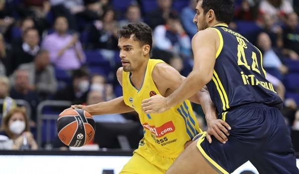 RS3 Report: Second half carries ALBA past Fenerbahce for first win