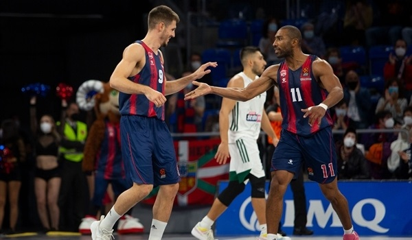 RS3 Report: Baskonia grabs first win by downing Panathinaikos in thriller