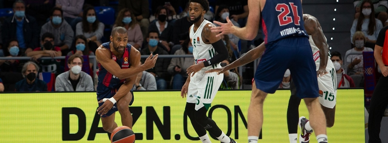 Granger banished ghosts with first Baskonia home win in three years