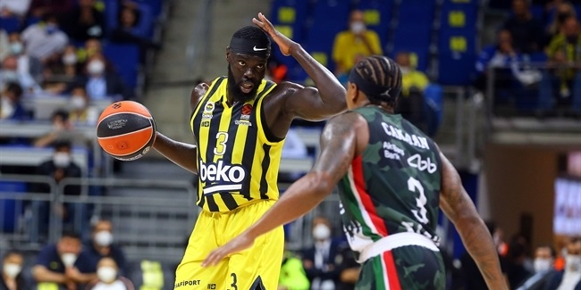 Fenerbahce bounced back from ALBA loss in style