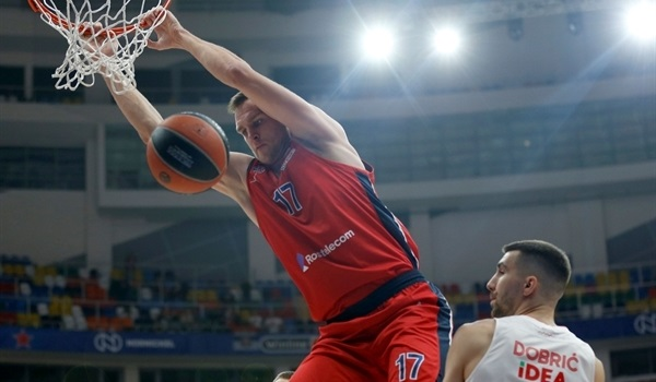 RS4 Report: CSKA defeats Zvezda for third win in a row