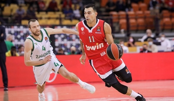 RS4 Report: Olympiacos shakes off slow start, wins comfortably over Zalgiris